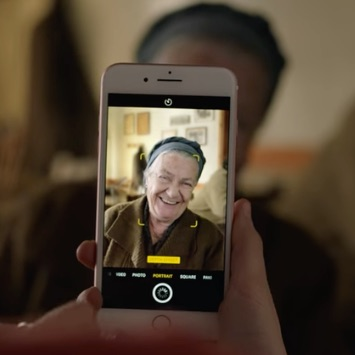 Apple's New iPhone Ad Features iPhone 7 Plus Portrait Mode Depth Effect Feature