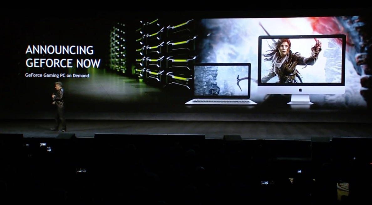 CES 2017: Nvidia GeForce Now Cloud Service to Allow Mac Users to Play High-End PC Games