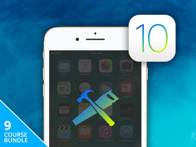 MacTrast Deals: The 2017 iOS 10 Complete App Builder Bundle