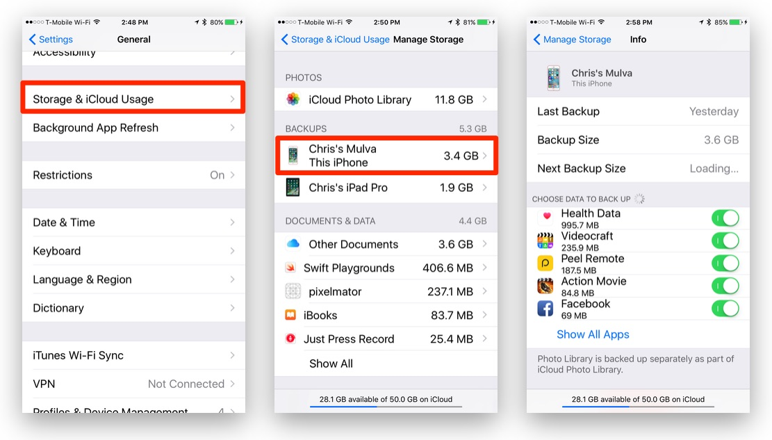 how to add icloud storage