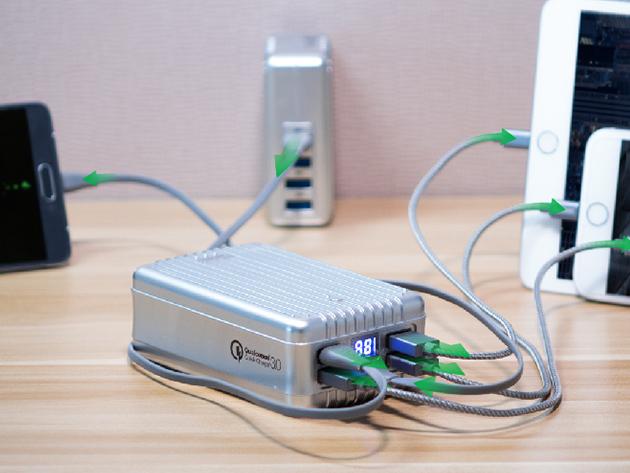 MacTrast Deals: Zendure A8 26,800mAh QC3.0 Portable Battery Bank
