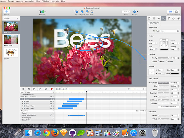 MacTrast Deals: Hype 3.5 for Mac - Create Animations With No Coding!