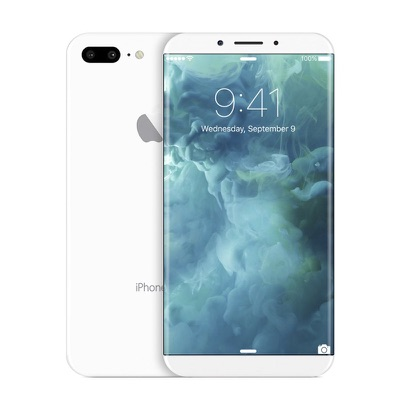 Kuo: iPhone 8 Will Have 5.8-Inch OLED Display With 5.15-Inch Usable Screen and Virtual Buttons Below
