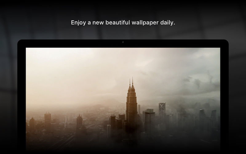 Wallpaper Weekends: Unsplash Wallpapers App for macOS