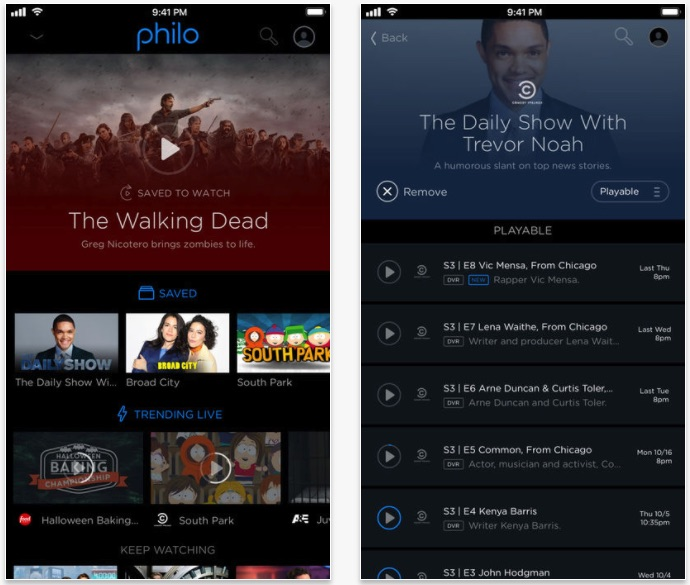 Sports-Free Streaming Service Philo Debuts - Starts at $16 Month