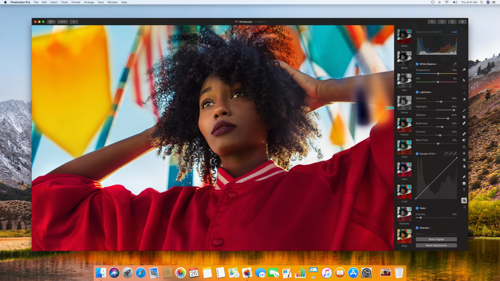 'Pixelmator Pro' Photo Editing App Now Available for Mac