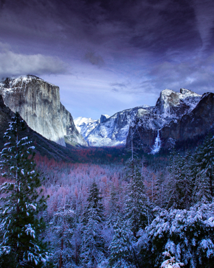 Wallpaper Weekends: Yosemite Tunnel View for Mac, iPad, iPhone, and Apple Watch