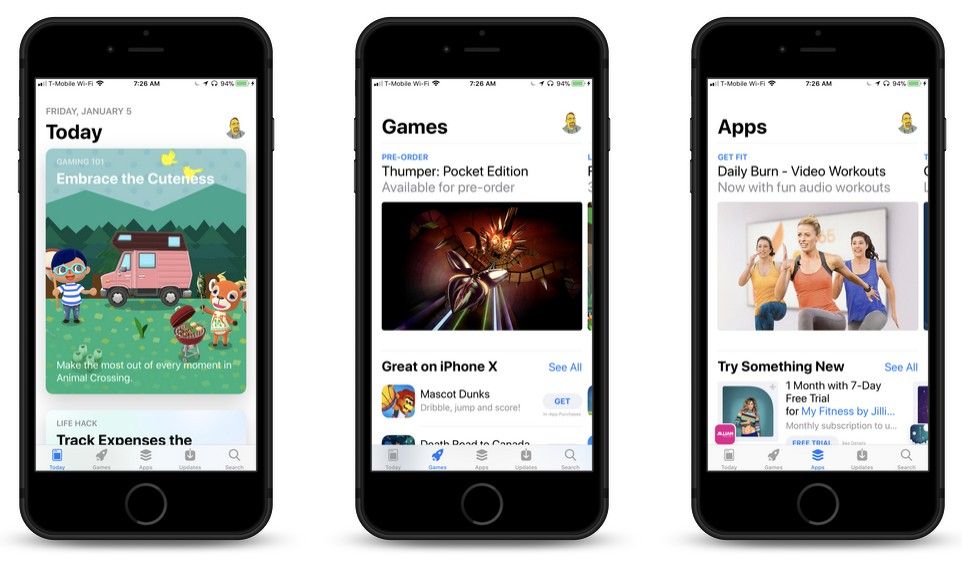 It Was a Very Happy Holiday Season for the App Store, As $1.2B Spent on Apps During Holiday Season