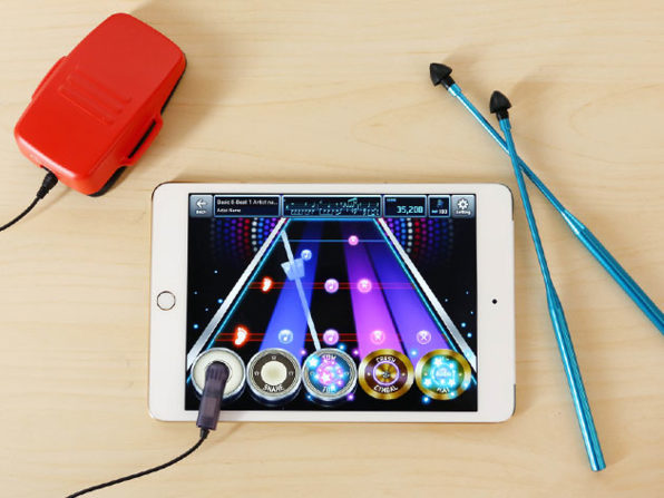 MacTrast Deals: TOUCHBEAT Smart Drum Kit - Turn Your Smart Device Into the Perfect Drum Set