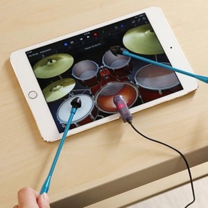 MacTrast Deals: TOUCHBEAT Smart Drum Kit – Turn Your Smart Device Into the Perfect Drum Set