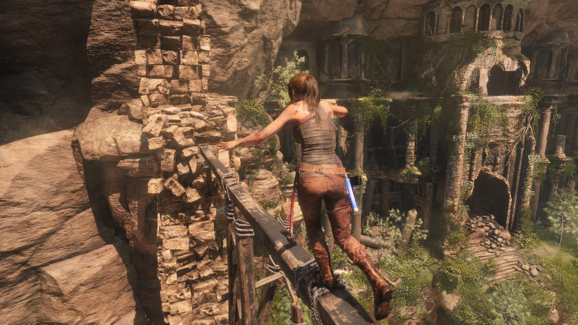 Feral Interactive Reveals Release Date and Mac System Requirements for 'Rise of the Tomb Raider: 20 Year Celebration'