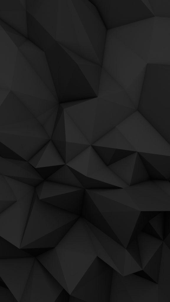 Wallpaper Weekends: Black iPhone Wallpapers