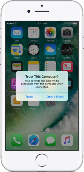 How To Set and Reset 'Trust This Computer' on Your iOS Device