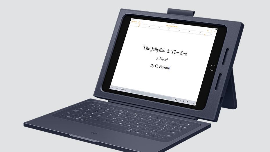 xLogitech Announces New Crayon Stylus and Rugged Keyboard Case for New 9.7-inch iPad