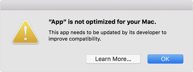 How To Tell Which of Your Installed macOS Apps Are 32-Bit