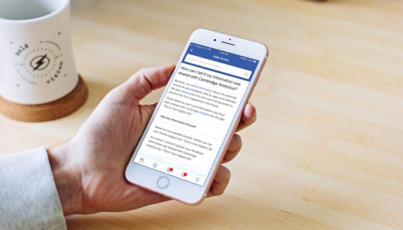 How to Know if Your Facebook Data Was Accessed by Cambridge Analytica