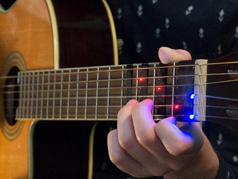 MacTrast Deals: FRETX Smart Guitar Learning Device