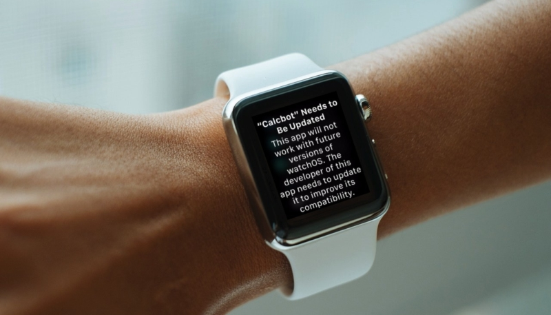watchOS 4.3.1 Beta Warns Users That Support for Original watchOS 1 Apps  May Soon End
