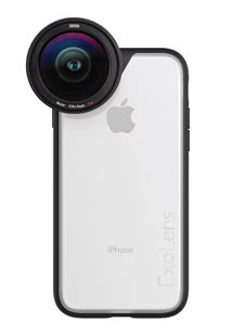 CES 2017: ExoLens Protective Case for iPhone 7 Allows Photographers to Use Professional ZEISS Mobile Lenses