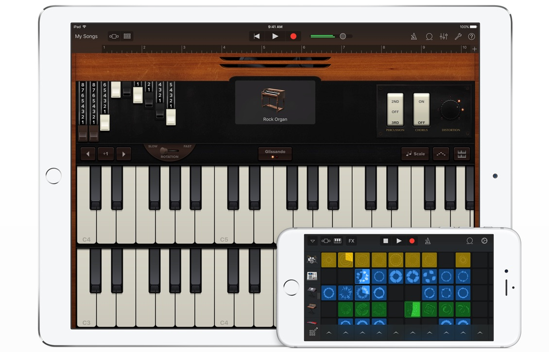 Apple Updates GarageBand 2.2 for iOS - Adds Alchemy Synth, Logic Integration, More