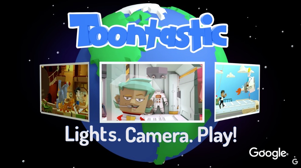 Google's Toontastic 3D for iOS & Android Allows Anyone to Become a Storyteller