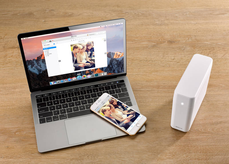 CES 2017: Apollo Personal Cloud Offers 2TB Personal Cloud Appliance for $199