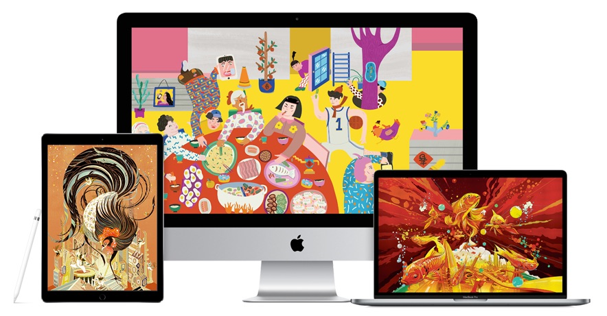 Wallpaper Weekends: Apple Celebrates Chinese New Year With Exclusive Wallpapers