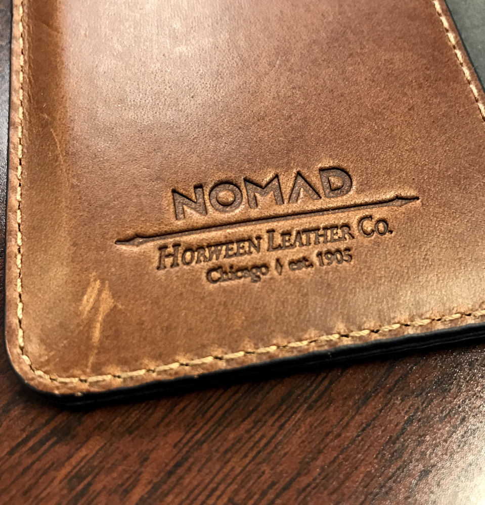 Review: Nomad Leather Folio – A Classy Wallet Case for iPhone
