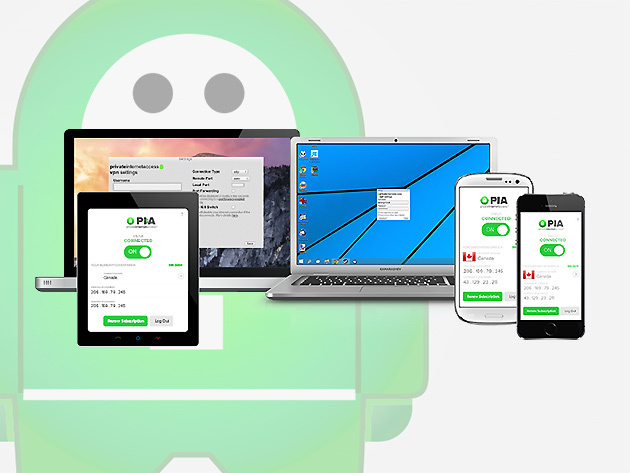 MacTrast Deals: Private Internet Access VPN: 1 Year Subscription