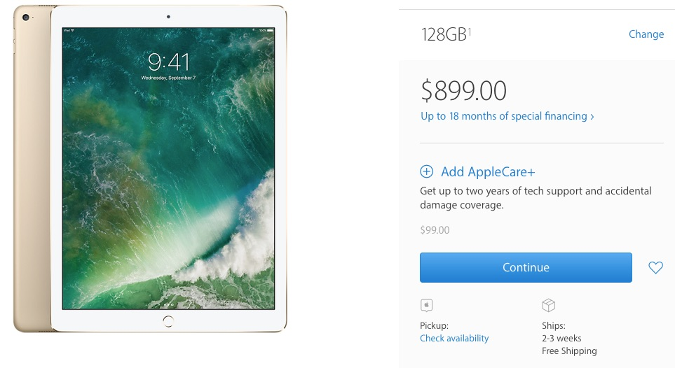12.9-inch iPad Pro Supply is Drying Up Just Ahead of Rumored Refresh