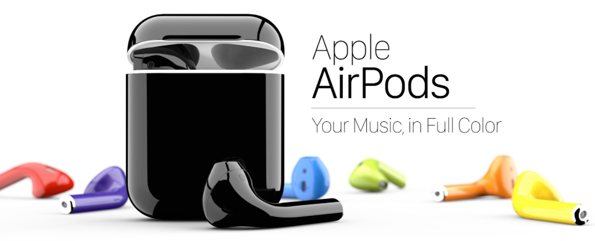 This Firm Will Sell You AirPods in Any of 58 Colors for 'Just' $259