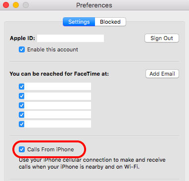 How to Set Up Your Mac for Wi-Fi Calling