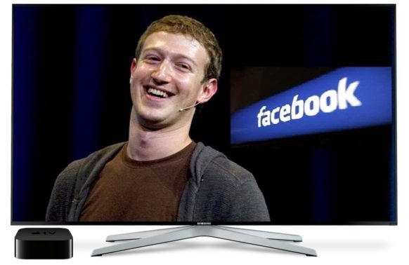 Facebook to Launch Video Streaming App for Apple TV 'Soon'