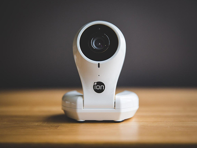 MacTrast Deals: iON the Home HD WiFi Home Camera