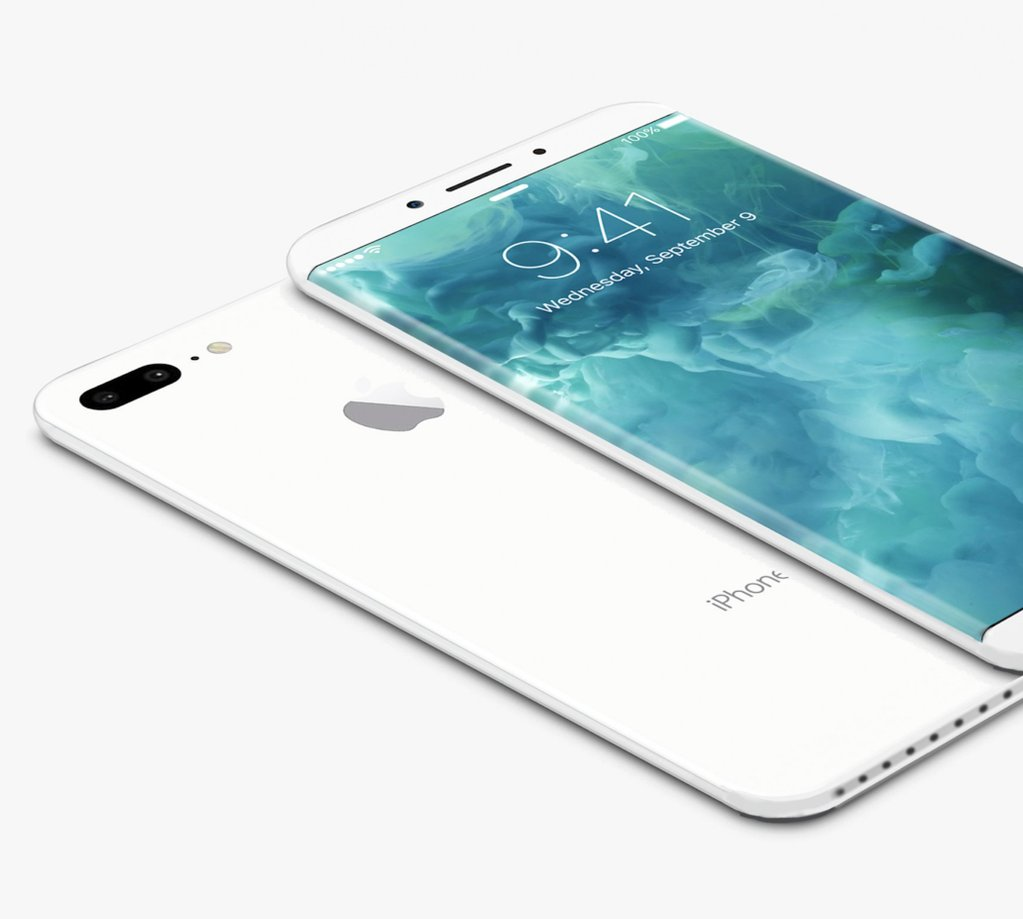 Another Report Says iPhone 8 to Feature Glass Back with Stainless Steel Frame