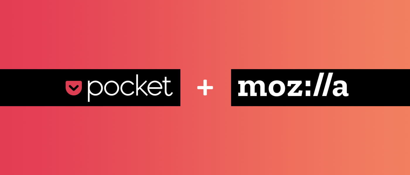Mozilla Acquires Read-it-Later Service Pocket