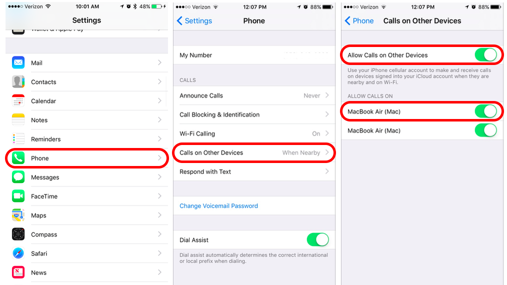 wifi phone calls iphone how to set up your mac for wi fi calling 16508