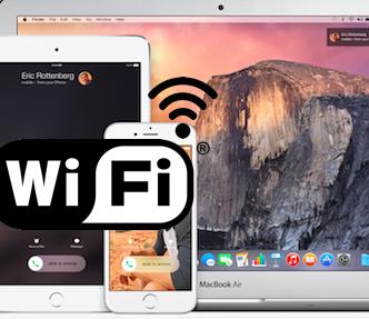 wifi calling mac set-up