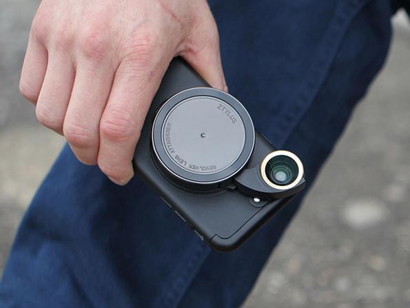 MacTrast Deals: Ztylus Revolver Lens Camera Kit for iPhone 7