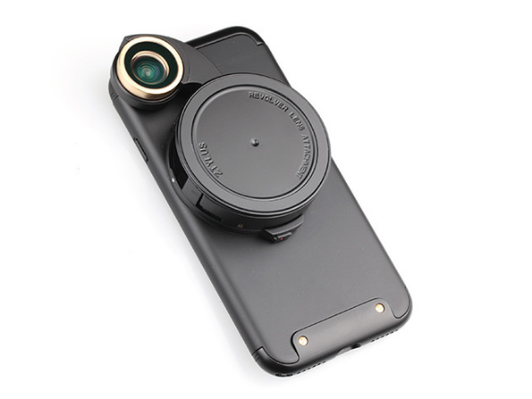 MacTrast Deals: Ztylus Revolver Lens Camera Kit for iPhone 7/iPhone 7 Plus