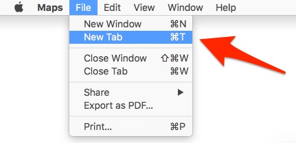 How To: Use Tabs in Stock macOS Sierra Apps on Your Mac