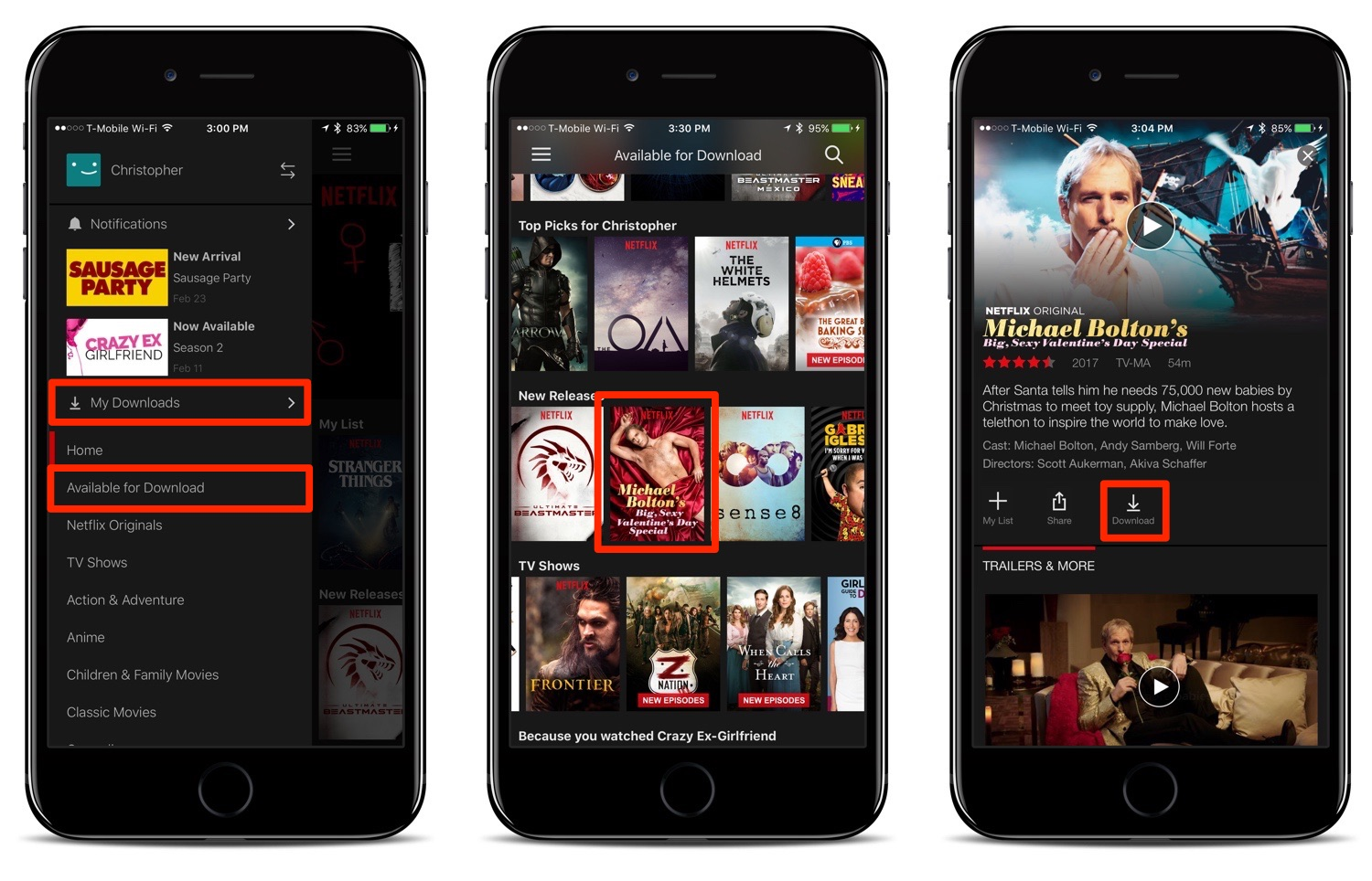How to Download Netflix Videos to Your iOS Device for