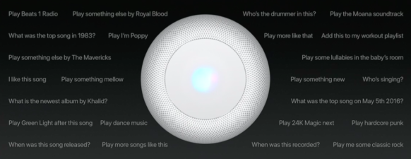 More homepod commands