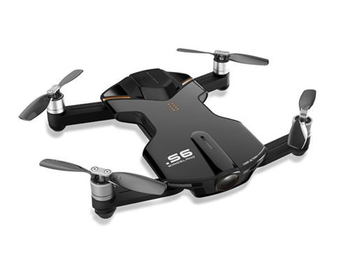 MacTrast Deals: Wingsland S6 4K Pocket Drone