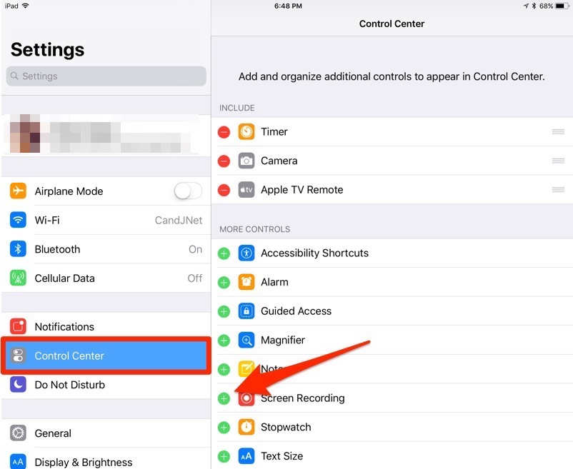 How To: Enable Device Screen Recording on an iOS 11 Device