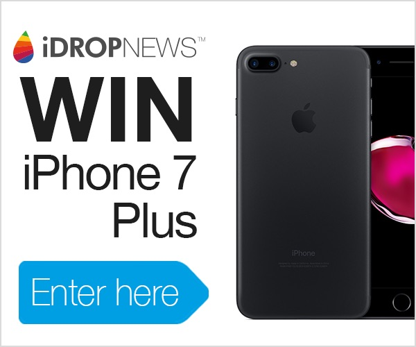 Legitimate Apple News Source iDrop News Hosts iPhone Giveaway