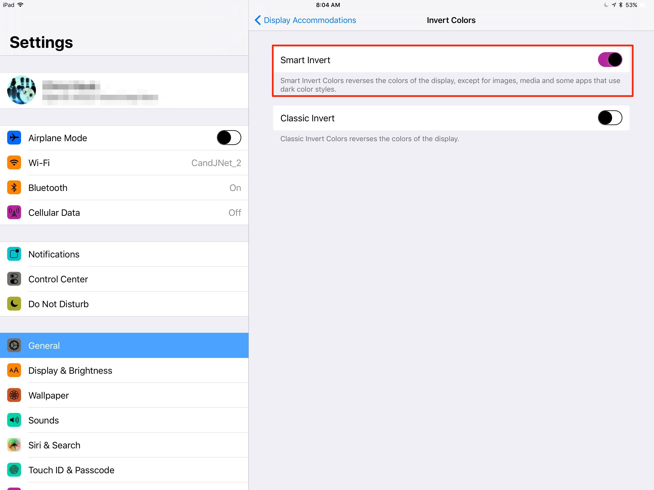 iOS 11 How To: Turn on Smart Invert 'Dark Mode' in iOS 11
