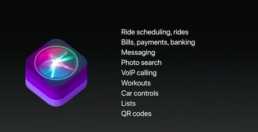 smart siri in iOS 11 beta