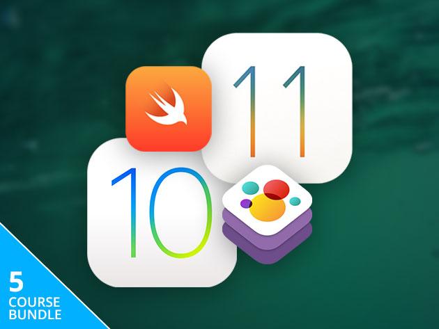 MacTrast Deals: PRE-SALE: The Complete iOS 11 Developer Course + iOS Mastery Bundle