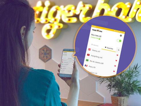 MacTrast Deals: TigerVPN: Lifetime Subscription